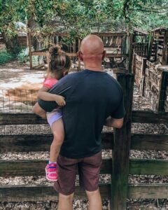 Enjoy a father-daughter date at the Tallahassee Museum while learning about the history and culture of Florida's Capital City!  📸: @xtinamarie02  #TallahasseeMuseum #TallahasseeFl #iHeartTally #ExploreFL #LoveFL #Museum #LiveMuseum #FamilyVacation #FatherDaughterDate #FamilyFun