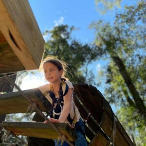 Try something new this week and take the family to the Tallahassee Museum! Enjoy the gorgeous views while the kids complete our Treemendous Adventures Ziplining and Obstacle Course!   📸: improvjess on IG  Learn more here: https://tallahasseemuseum.org/treetotreeadventures/