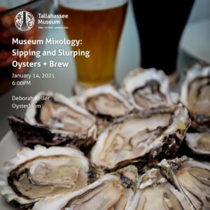 There's still time to register for our Sipping and Slurping Museum Mixology! Make sure to pre-order a bag of oysters today from the Red Hills Online Market http://www.rhomarket.com or directly from @keller_oystermom at (850) 566-7051 so you can enjoy a few oysters while you watch!Learn more and register here:https://tallahasseemuseum.org/events/museum-mixology-sipping-with-science/(This virtual event is for our adult audience)#tallahassemuseum #livinghistory #museummixology #virtualcocktails #educationalseries #lovefl #ihearttally #lovefl